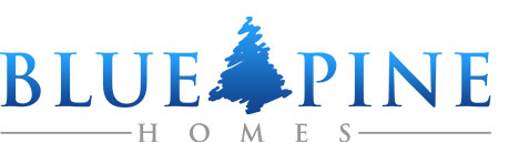 Blue Pine Homes Logo